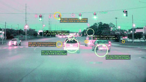 Cum funcţionează autopilotul Tesla