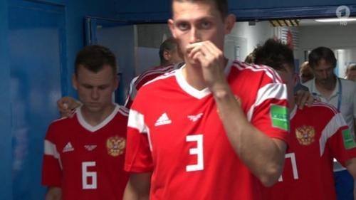 Cupa Mondiala 2018: Fotbalistii rusi s-au drogat?