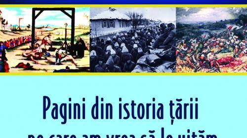 """Miercuri, 11 iulie, exclusiv cu Jurnalul. """"Pagini din istoria țării pe care am vrea să le uităm"""""""