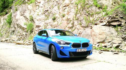 X2, minirevoluție în clasa SUV-urilor premium