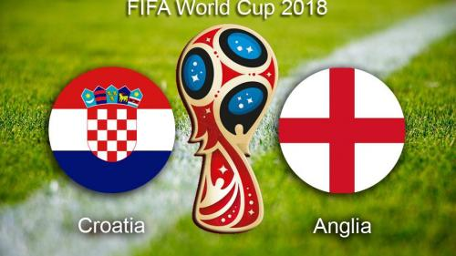 Campionatul Mondial de Fotbal 2018. Croaţia s-a calificat în finală după ce Mandzukici a marcat în prelungiri