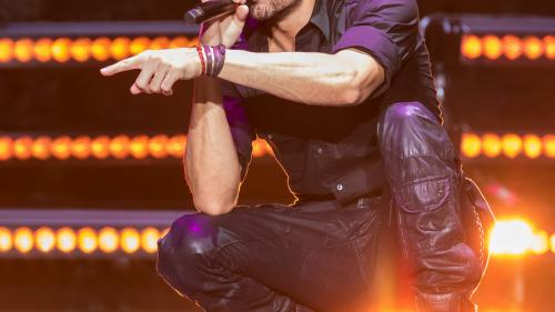 VIDEO - Enrique Iglesias este un tătic distractiv