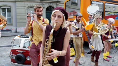 Festivalul Muzicii de Stradă la Satu Mare
