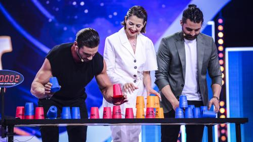 """Lidia Buble dezvãluie la """"Next Star"""" cine spalã vasele la ea acasã"""