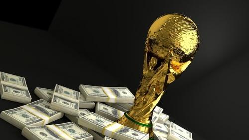 CM-2018: Franţa va primi 32,5 milioane de euro pentru titlul mondial
