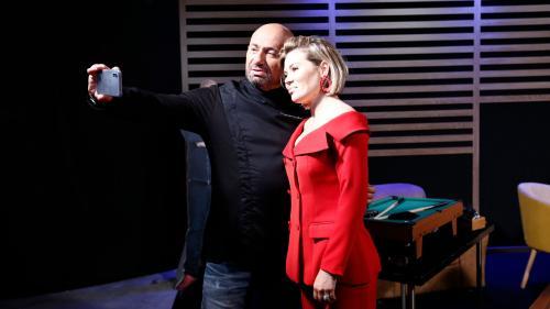 """Cum se pregătește Gina Pistol înainte de  filmările """"Chefi la cuțite"""""""