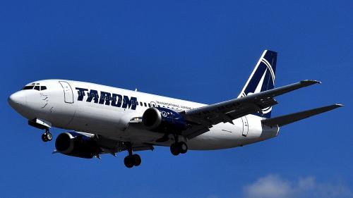 Tarom cumpără de la Boeing cinci aeronave 737 MAX 8