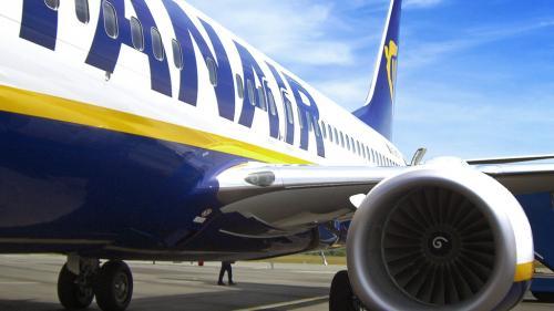 VIDEO + FOTO. Panică la bordul unui avion Ryanair