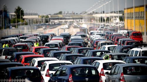 Dacia raportează vânzări record