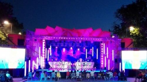 Oganizatorii Festivalului Mamaia Copiilor au explicat incidentul cu scena de la premierea micilor cântăreț