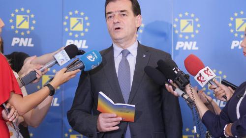 Orban, grijuliu după ce Vasile Blaga a luat hăţurile