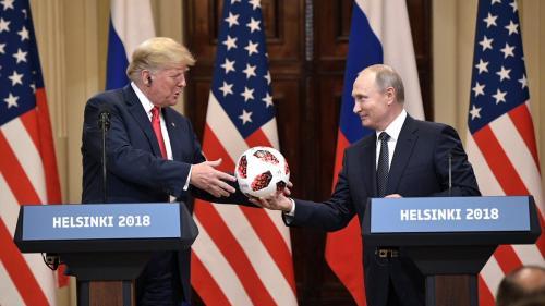 Trump trebuie să se întâlnească cu membrii ai Congresului după întrevederea cu Putin
