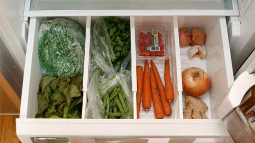 Cum salvăm legumele moi din frigider