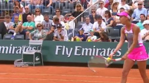 Mihaela Buzărnescu s-a calificat în sferturi la BRD Bucharest Open