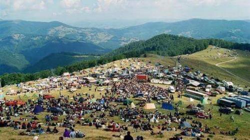 Marea sărbătoare din Alba: Târgul de fete de pe Muntele Găina