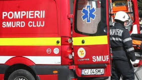 Un tânăr din Constanţă este în stare gravă la spital,  după ce s-a electrocutat de liniile de înaltă tensiune de pe calea ferată
