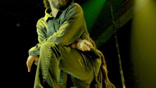 Damian Marley, impresionat de publicul din România