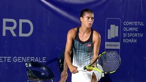 Sorana Cîrstea, eliminată în sferturi la BRD Bucharest Open