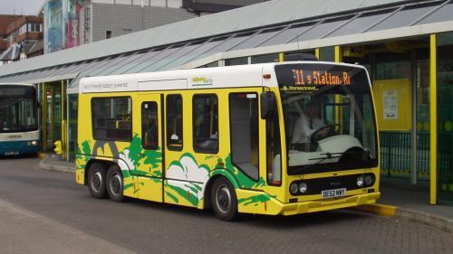 Timișoara va avea autobuze electrice