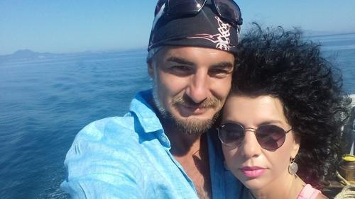"""Gabriela și Silviu, singurul cuplu din """"Ultimul Trib"""": Aș suferi mai mult dacă ar pleca el primul acasă"""