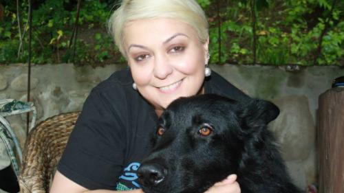 """Monica Anghel:  """"Cred că ar trebui reglementată legea împotriva violenței asupra animalelor"""""""