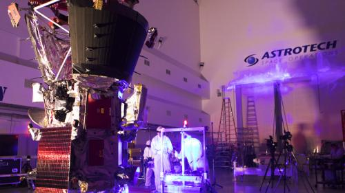 NASA se pregăteşte să trimită o sondă spre atmosfera fierbinte a Soarelui
