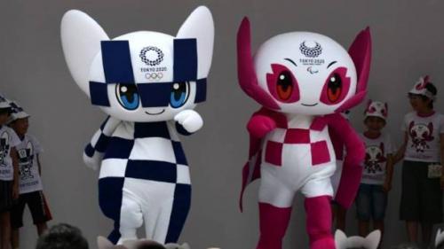 Au fost prezentate mascotele oficiale ale Jocurilor Olimpice 2020