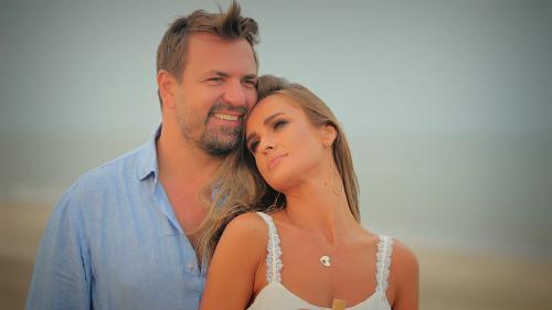 Diana Munteanu apare pentru prima dată într-un videoclip.  Este vorba despre noua piesă a lui Horia Brenciu