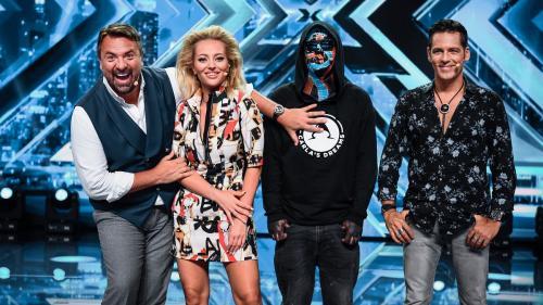 """Ultima zi de audiții """"X Factor"""", cu emoții pentru juratul Carla's Dreams"""