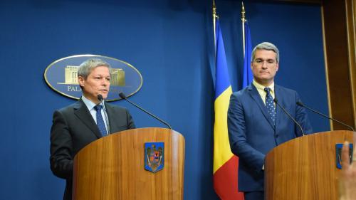 SRL-ul care leagă partidul lui Cioloș de DNA