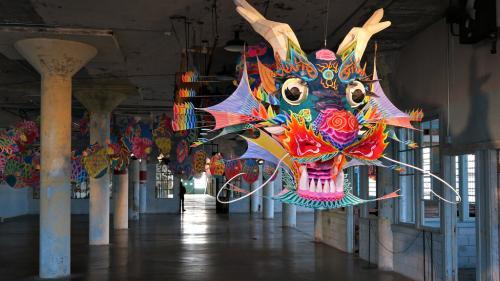 Artistul chinez Ai Weiwei a denunțat pe rețelele de socializare dărmarea atelierului său din Beijing