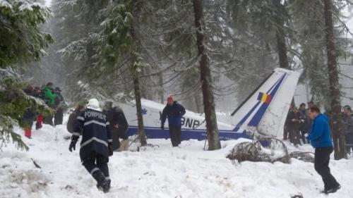 Procurorii militari au clasat o parte din dosarul accidentului aviatic din Apuseni cu privire la acţiunile autorităţilor