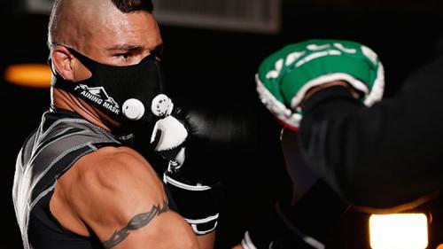 Masca de fitness, noua modă în lumea sportului