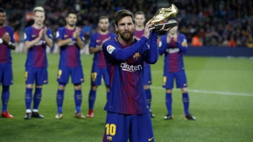 Messi va fi noul căpitan al FC Barcelona