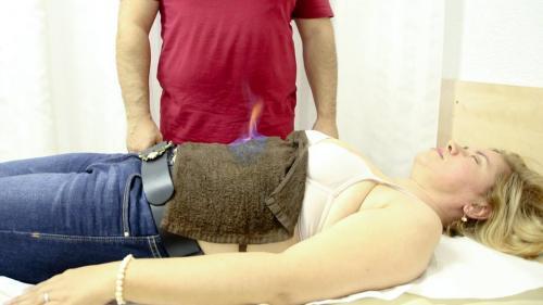 """Termoterapia sau """"vindecarea prin căldură"""" - tratează de la dureri de spate la tumori maligne"""