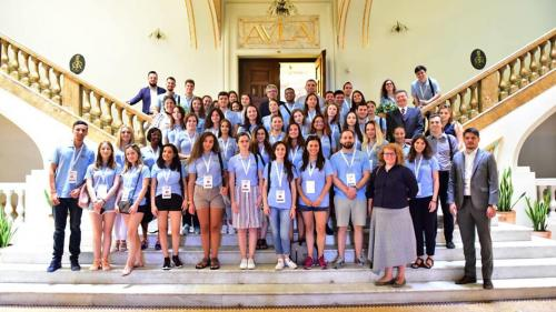 Bucharest Summer University 2018. ​​​​​​​Fundația Dan Voiculescu - de 10 ani Partener Educațional