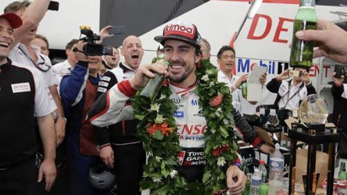 Pilotul de Formula 1 Fernando Alonso anunță că se retrage