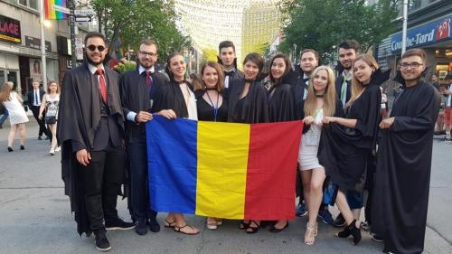 "Studenţii UMF ""Carol Davila"", în boardulInternational Federation of Medical Students' Associations"