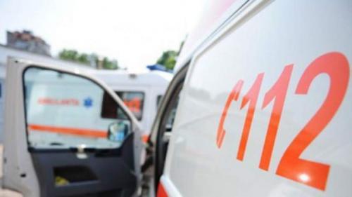 Un bărbat şi o femeie au fost răniţi în urma unei încăierări la Mohu, lângă Sibiu