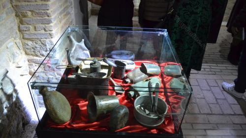 Expoziţie de echipament militar la Craiova