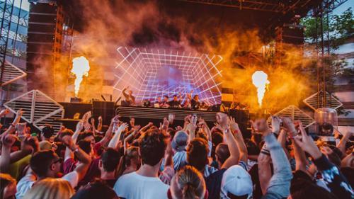 Festivalul AWAKE 2018 pe domeniul Teleki din Gorneşti