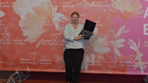 Ioana Uricaru, cel mai bun regizor la Festivalul de Film de la Sarajevo