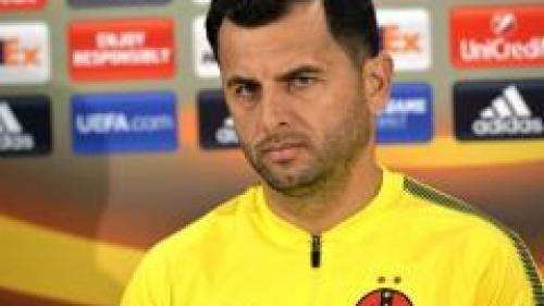 """Nicolae Dică, despre calificarea dramatică în play-off-ul Europa League: """"Se pare că sunt un om norocos, am fost ca jucător, sunt şi ca antrenor"""""""