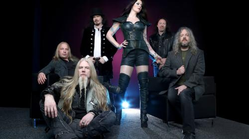 Nightwish cântă la Romexpo