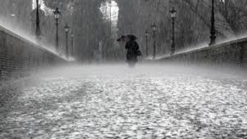 Cod galben de ploi abundente în patru judeţe, până la ora 17:00