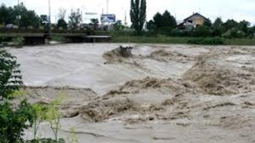 INHGA a emis atenţionări Cod galben de inundaţii pentru râuri din şase judeţe