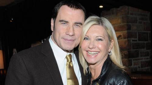 Olivia Newton-John şi John Travolta s-au reunit pentru cea de-a 40-a aniversare a musicalului ''Grease''