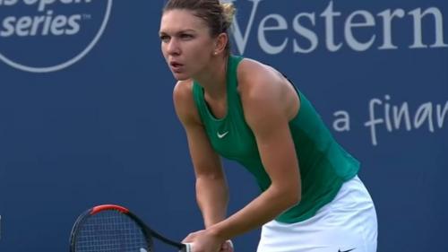 Simona Halep s-a calificat în semifinale la Cincinnati. A doua victorie în doar câteva ore