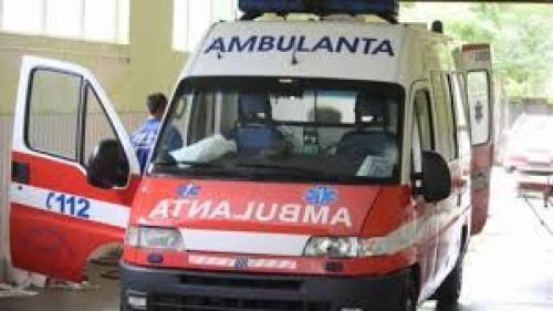 Tragedie la Galaţi! Un bărbat a murit după ce a fost lovit de două maşini