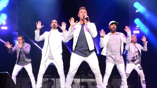 Paisprezece persoane au fost rănite înaintea unui concert Backstreet Boys în Statele Unite